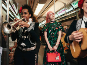 Courtesy of Kate Spade New York  Kate Spade New York Summer 2017 Campaign featuring Mariachi Flor de Toloache